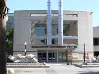 Sacramento Convention Center . . .